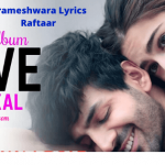 Parameshwara Lyrics - Raftaar (1)
