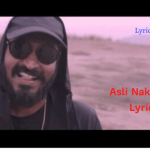 Asli Nakli Rap Lyrics (1)