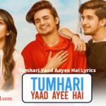 Tumhari Yaad Aayee Hai Lyrics (1)