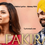 Fakira Lyrics – Qismat (1)