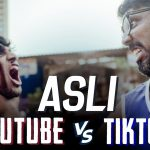 Asli YouTube Vs TikTok Song Lyrics