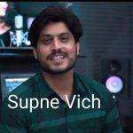 Supne Vich Song Lyrics - Gurnam Bhullar (1)