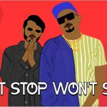 Cant Stop Wont Stop Rap Lyrics Ace aka Mumbai