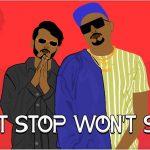 Cant Stop Wont Stop Rap Lyrics Ace aka Mumbai