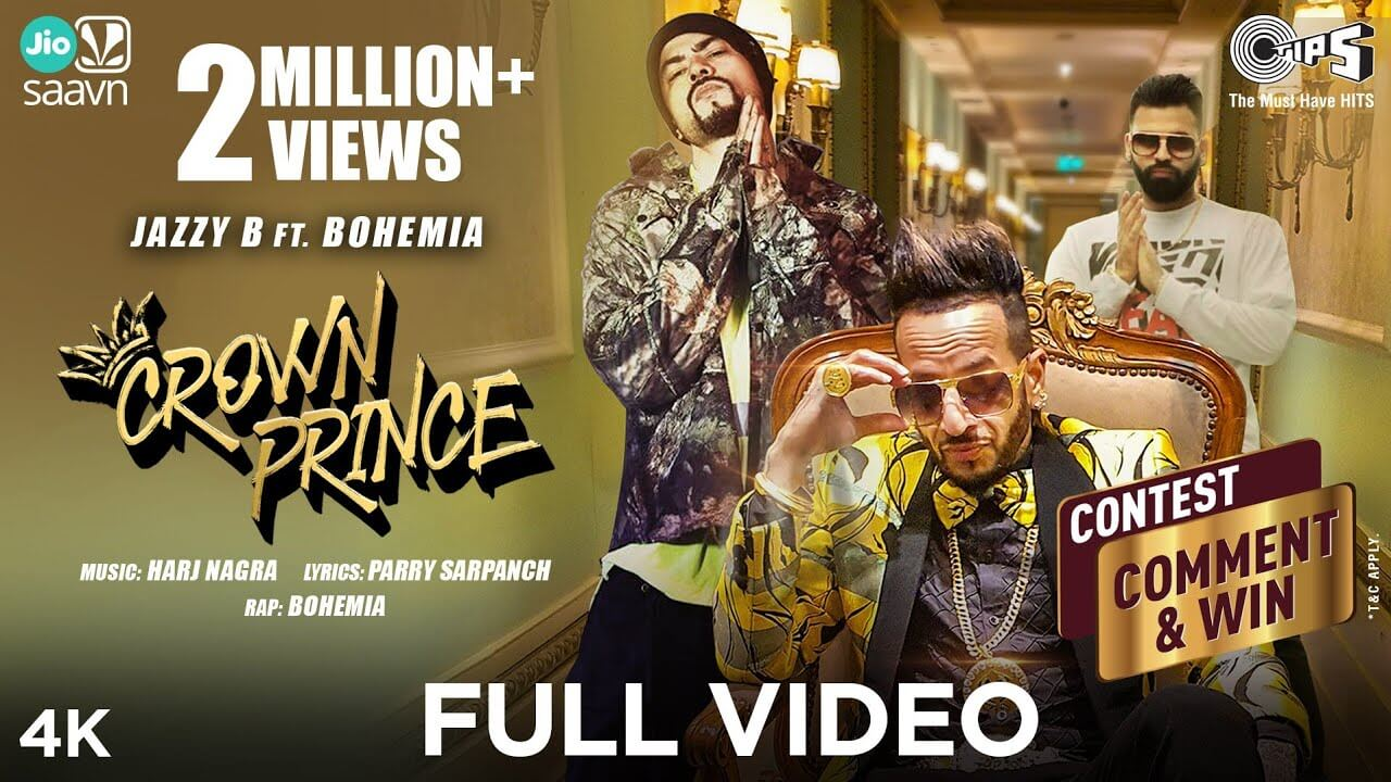 Crown Prince Song Lyrics - Bohemia (1)
