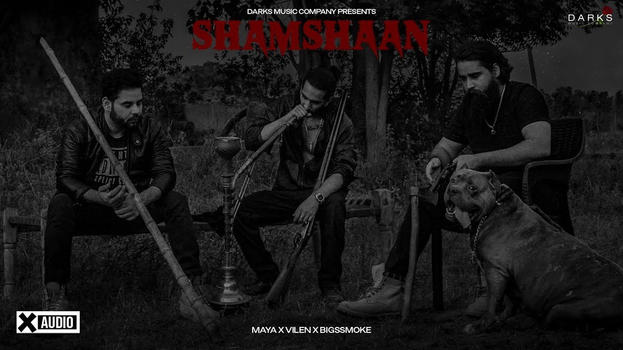 Shamshaan Song Lyrics (1)