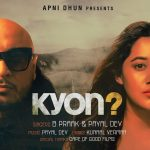 Kyon Song Lyrics - B Praak (1)
