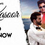 Kasoor Song Lyrics - Feroz Khan (1)