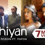 Akhiyan Song Lyrics Papon (1)