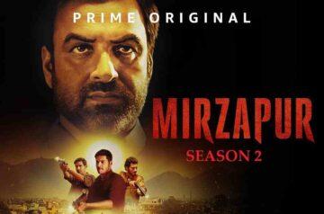 Mirzapur 2 - 2020
