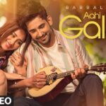 Aahi Gallan Teriyan Lyrics - Babbal Rai (1)