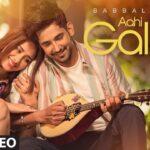 Aahi Gallan Teriyan Lyrics - Babbal Rai (1)