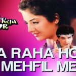 Ga Raha Hoon Is Mehafil Mein Lyrics (1)