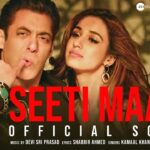 Seeti Maar Song Lyrics - Salman Khan