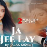 Ja Jee Lay Song Lyrics - Falak Shabir (1)