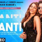 Shanti Song Lyrics - Millind Gaba (1)