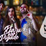 Daru Hor Piyade Lyrics (1)